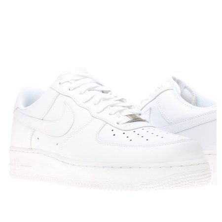 Nike Air Force 1 07 Women's White/White Basketball Shoes 315115-112