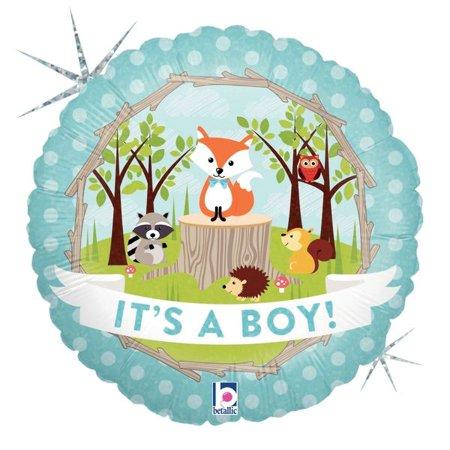 Woodland Baby Boy 18