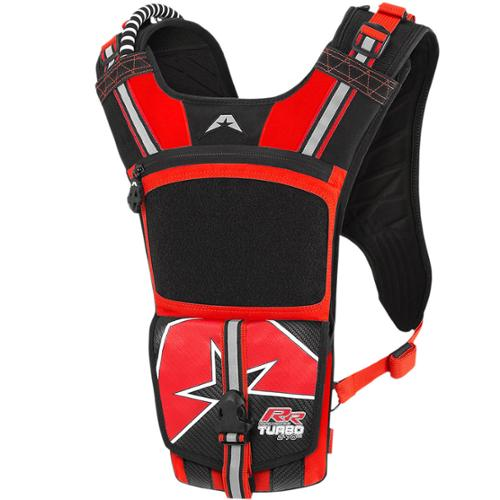 American Kargo Turbo 2L RR Hydration Pack Red