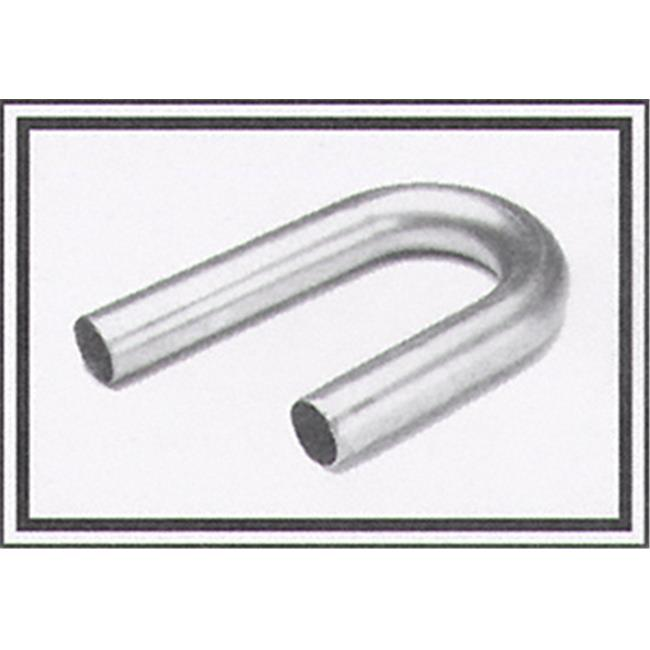 HEDMAN 12059 Exhaust Pipe Bend 180 Degree - 2.25 In.