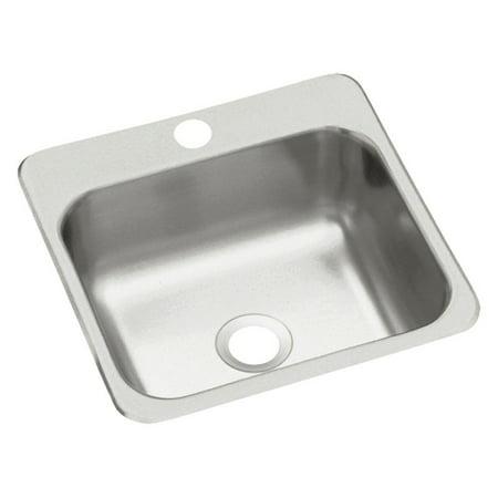 - Sterling by Kohler B153 Single Basin Drop In Utility Sink