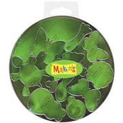 Makin's Clay Cutter Set, Bugs, 11/pkg