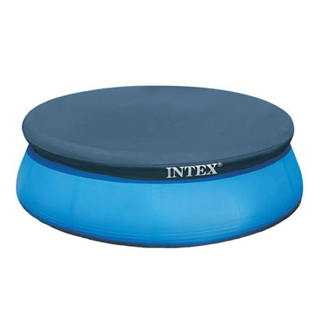 - Intex Easy Set Swimming Pool Cover for 15-Foot Easy Set Pools