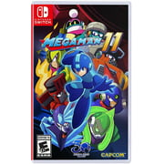 Mega Man 11, Capcom, Nintendo Switch, 013388410064