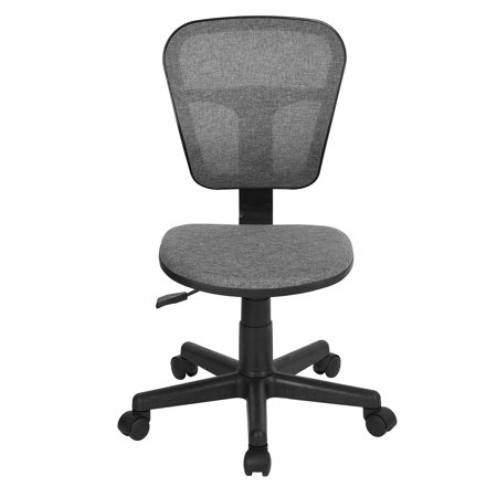 FurnitureR Task Chair wivel Adjustable Mesh Office Chair - image 5 of 5
