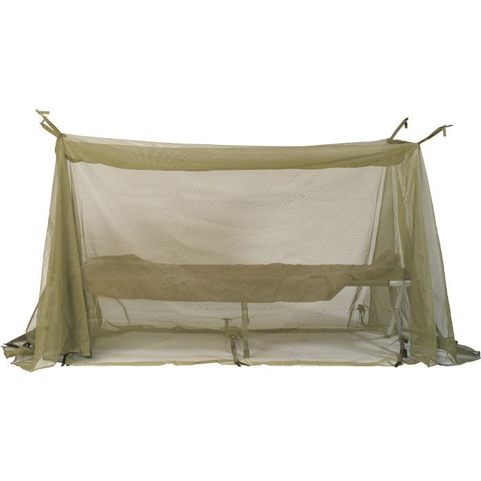 Click here to buy Olive Drab Genuine GI Mosquito Net by BlackBeltShop.