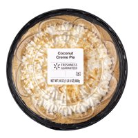 FG Coconut Crme Pie