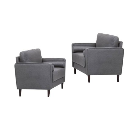 Set of 2 Accent King Chairs in - Kong Massage Chair