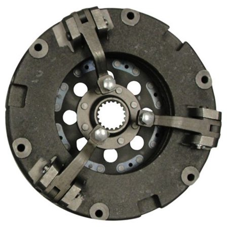 Clutch Plate Double For Ford Tractor 1310 1510 1710