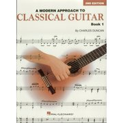 A Modern Approach to Classical Guitar (Music Instruction) - eBook
