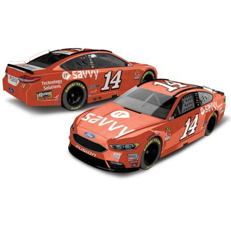 Clint Bowyer Action Racing 2018 #14 ITsavvy 1:64 Regular Paint Die-Cast Ford Fusion - No Size Ford Fusion Racer