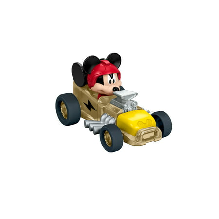 Fisher-Price Disney Mickey And The Roadster Racers - Roadster Racers Gift