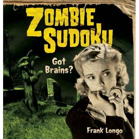 Zombie Sudoku : Got Brains? - Zombie Brain