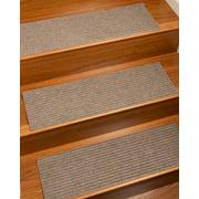 Naturalarearugs Halton Carpet Stair Treads Set Of 13 Beige
