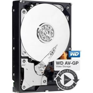 1TB WD AV WD10EURX SATA INTELLIPOWER 64MB 3.5IN 6GB/S