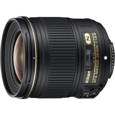 Nikon AF-S NIKKOR 28mm f/1.8G Wide-Angle Prime