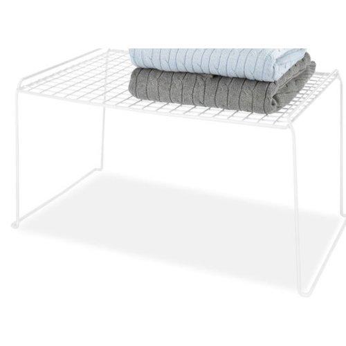 Whitmor Mfg Co Stacking Bathroom Shelf (Set of 4)