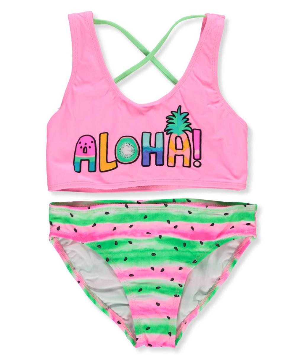 Big Girls' 2-Piece Bikini