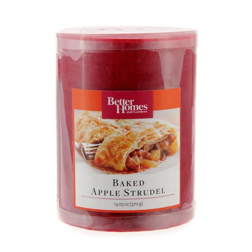 """Better Homes and Gardens 4"""" Pillar Candle, Red"""