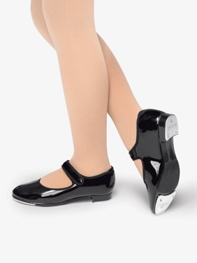 Child Easy Strap Tap Shoes
