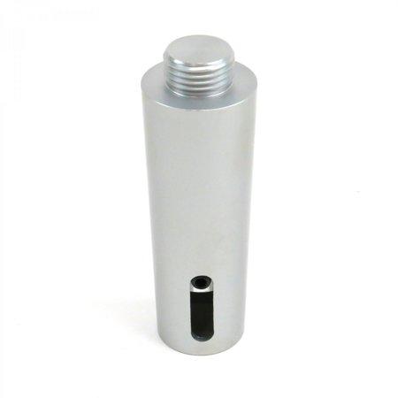 Universal Automatic Billet Alluminum Shifter Shift Knob Adapter Fits Lokar OEM (Oem Automatic Shifter)