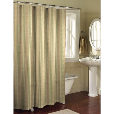 Sorrento Stripe Shower Curtain
