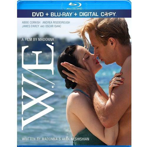 W.E. (Blu-ray   DVD) (Widescreen)