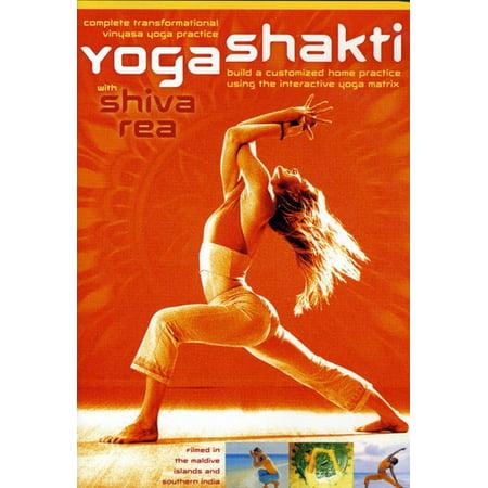 Shakti Floor - Yoga Shakti