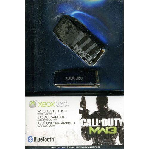 Xbox 360 Modern Warfare 3 Wireless Headset