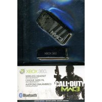 Microsoft Xbox 360 Call of Duty Modern Warfare 3 Wireless Headset with Bluetooth