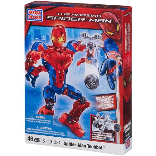 Mega Brands Spiderman Techbot