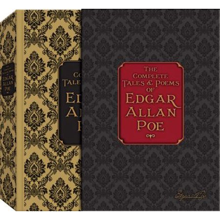 Knickerbocker Classics: The Complete Tales & Poems of Edgar Allan Poe (Hardcover) - Edgar Allan Poe Halloween Poetry