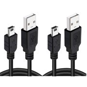 2 Pack 15ft Charging Cable for SONY Playstation 3 PS3 Controllers