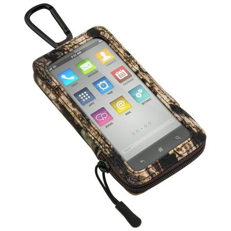 Mossy Oak Hunters Phone Pouch, Break Up Country