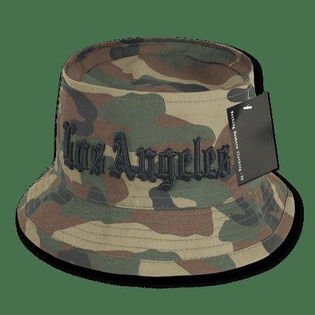 Nothing Nowhere City Fisherman Bucket Hat Cap For Men Women Los Angeles WDL  - Walmart.com 7c67c99f6