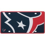 Houston Texans Mega Acrylic License Plate - No Size