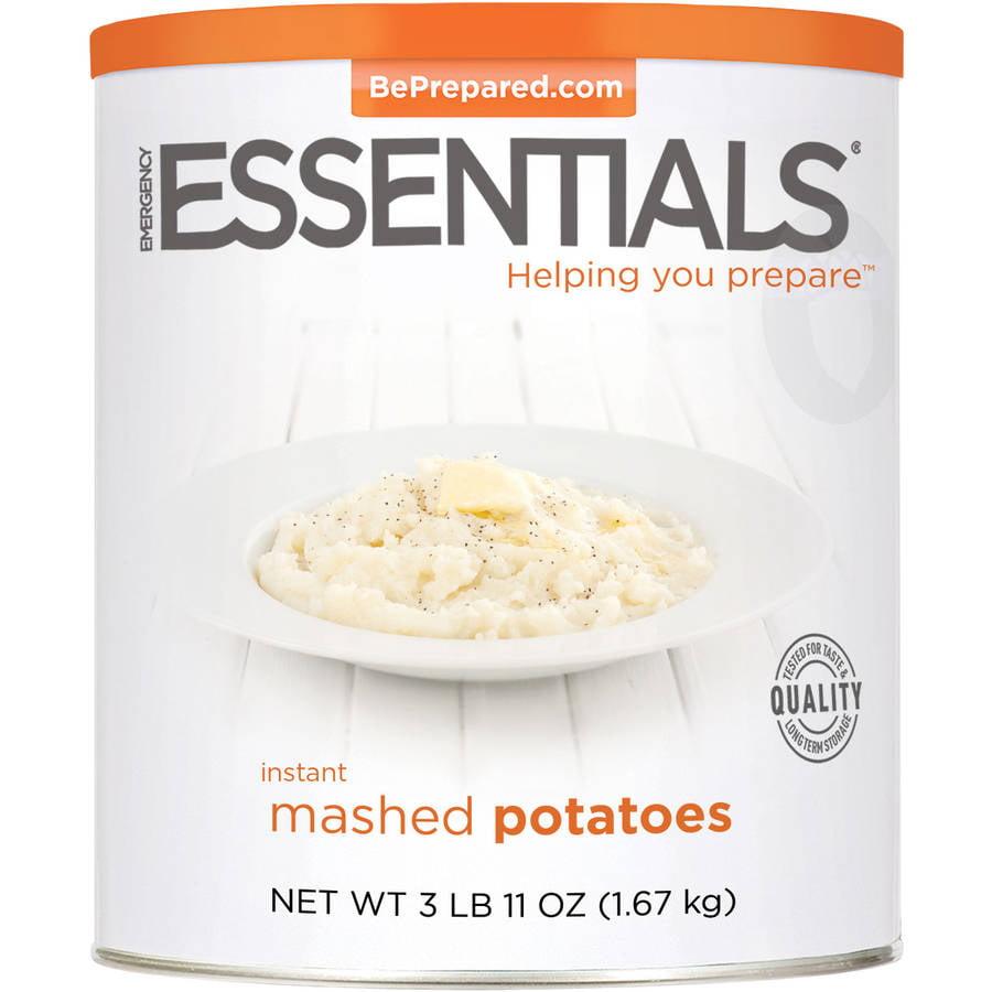 Emergency Essentials Instant Mashed Potatoes, 59 oz