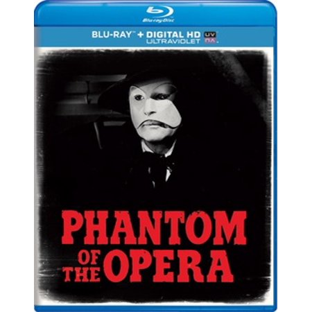 The Phantom Of The Opera (Blu-ray) - Phantom Of The Opera Halloween Theme