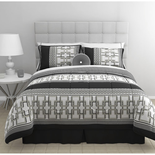East End Living Santorini 5-Piece Bedding Comforter Set