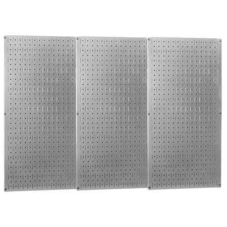 Wall Control 35-P-3248GV Round Pegboard, 32 In. H