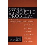 Studies in the Synoptic Problem: By Members of the University of Oxford (Paperback)