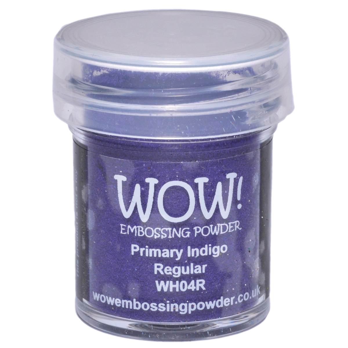WOW! Embossing Powder 15ml-Indigo