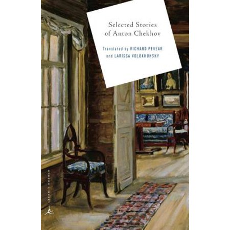 Selected Stories of Anton Chekhov - eBook