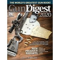 Gun Digest 2020, 74th Edition: The World's Greatest Gun Book! (Paperback)
