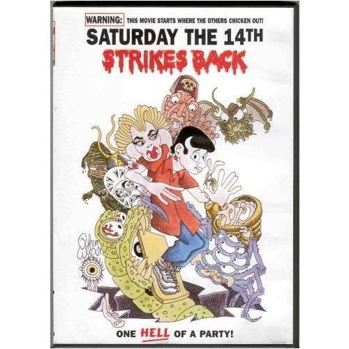 Saturday the 14th Strikes Back [DVD]