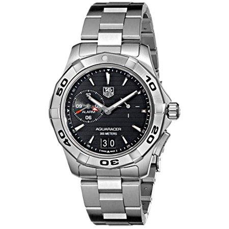 TAG Heuer Men's WAP111Z.BA0831 Aquaracer Black Dial Watch TAG Heuer Men's WAP111Z.BA0831 Aquaracer Black Dial Watch