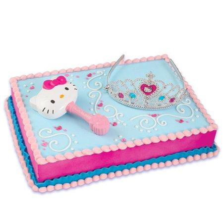 Hello Kitty Cake Topper Walmart
