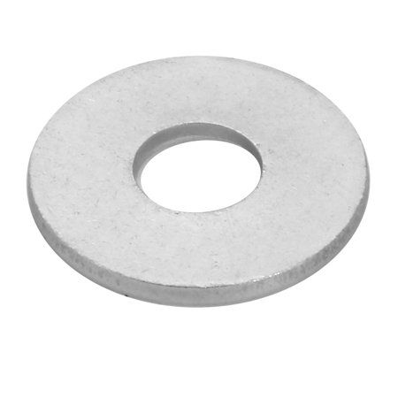 M10x30mmx2.5mm DIN9021 304 Stainless Steel Flat Washer Silver Tone 50pcs - image 2 of 3