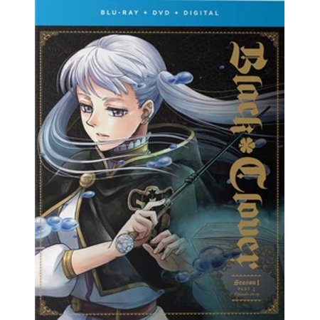 Black Clover: Season 1, Part 3 (Blu-ray) (3 Meters Above The Sky Part 3)
