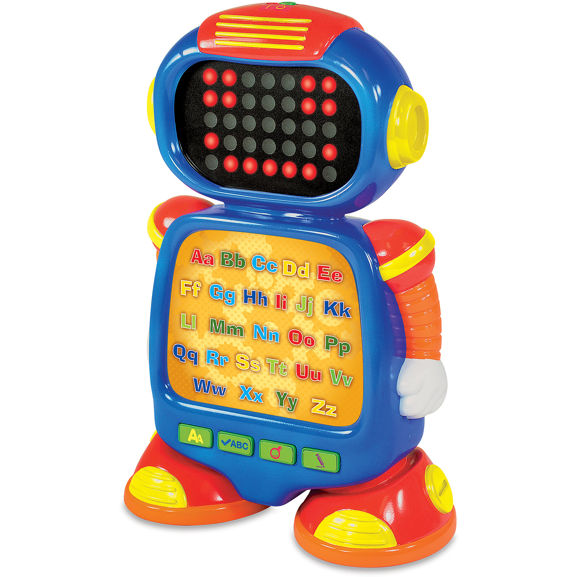 The Learning Journey Touch & Learn, Phonics Bot